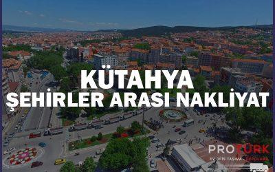 Kütahya Şehirler Arası Nakliyat