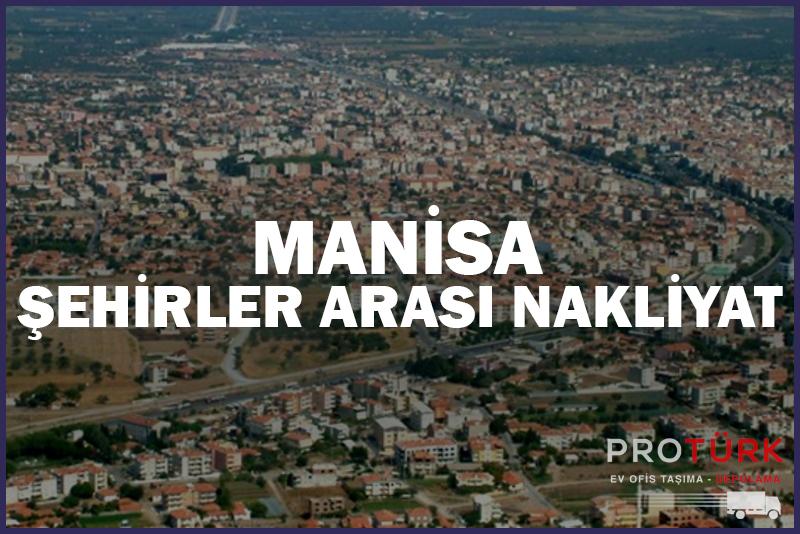 Manisa Şehirler Arası Nakliyat