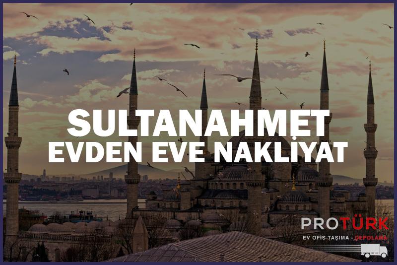 Sultanahmet Evden Eve Nakliyat