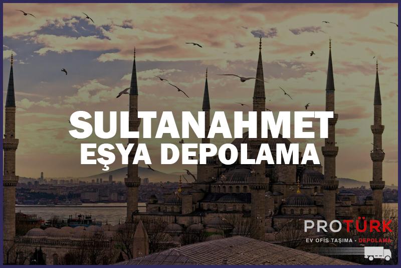 Sultanahmet Eşya Depolama