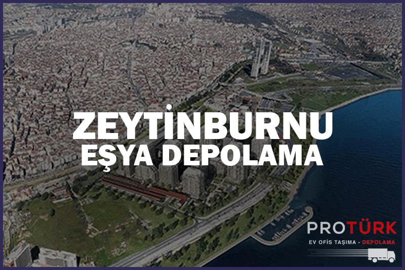 Zeytinburnu Eşya Depolama